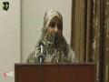 [Seminar] Teacher\'s Day | Spk. Doctor Anjum - Urdu