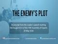 The Enemys Plot | Leader of the Islamic Revolution | Farsi sub English