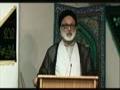 [Lecture # 8] Mah E Ramzaan 1437 Topic: Philosophy Of Fasting | Maulana Askari Majlis - Urdu