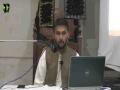[AMIC Lectures 11/17] Mah E Ramzan 1437 - Aqaid | Br. Zaigham Zaidi - Urdu
