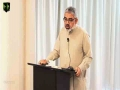 [Annual Workshop] Responsibility of Zakireen Imam e Hussain (as) - H.I. Agha Ali Murtaza Zaidi - Urdu