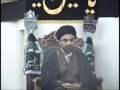 Maulana Shahid Hussain - Why Relegion and Crisis Management by Bibi Zainab