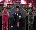 4th Majlis Muharram 1438 Hijari 2016 Yad-E-Imam Hussain As Ayatullah Syed Aqeel Al Gharavi at Babul Murad Centre London