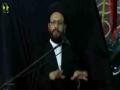 [02] Topic: Karbala Maqam-e-ilm   H.I Syed Zaki Baqri - Muharram 1438/2016 - Urdu