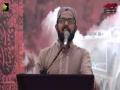 [Youm-e-Hussain as] Br. Laaeq Ahmed - Jamia Karachi - Muharram 1438/2016 - Urdu