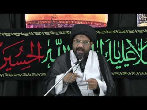 [Majlis 03] Khutba-e-Mina - 17 Muharram 1438 A.H - Moulana Syed Taqi Raza Abedi
