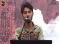 [Youm-e-Hussain as] Br. Mustafa - Jamia Karachi - Muharram 1438/2016 - Urdu