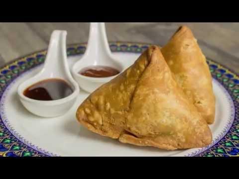Samosa Recipe - Perfect Street Style Aloo (potato) Samosa Recipe English