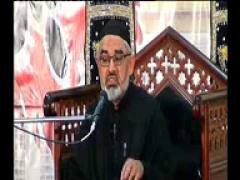 Muharram 28, 1438: Maulana Ali Murtuza Zaidi - Urdu