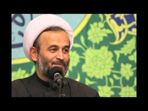 چگونه یک نماز خوب بخوانیم؟ (جلسه سوم) - استاد پناهیان - Farsi