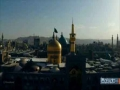[Short Clip] An indescribable feeling visit to haram of imam reza PBUH - English