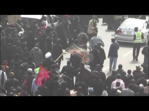 Arbaeen Trek-Islamic Movement in Nigeria - with English subtitles