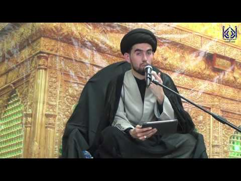 Moulana Syed Abazar Wahedi - Safar 13, 1438 - November 13, 2016 IEC of Houston USA Farsi