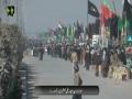 Clip [Part 1] - Ba Marfat Ziarat e Karbala Ki Ghair Mamoli Takid - H.I. Haider Ali - Urdu
