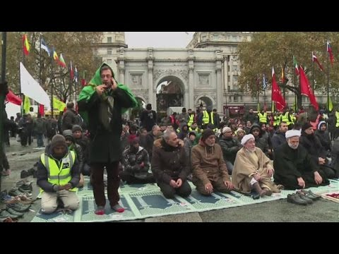 [21 November 2016] London marks Arbaeen | Press TV English