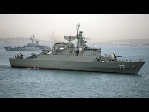 [21 November 2016] Iranian navy\'s 44th squadron passes through Atlantic  | Press TV English