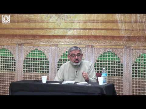 Zavia - Comparative Analysis of Current Affairs Q&A by Maulana Syed Ali Murtaza Zaidi IEC Houston Urdu