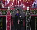 8th Majlis Muharram 1438/2016 Yad-E-Imam Hussain As Ayatullah Syed Aqeel Al Gharavi at Babul Murad Centre London - Urdu
