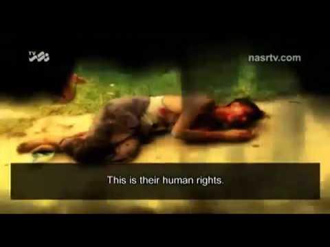 Ayatollah Khamenei on Burma Muslims Killling - Farsi sub English
