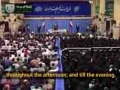 [Clip] - Leader Ayat. Khamenei\'s Daily Work Schedule - inQiLaBi Media - Farsi Sub English