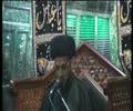 1st Majlis Moharram 1436 Hijari 2014 By Molana Noor Ain Haider Rizvi of India at Jamia Al-Sadiq as G-9-2 Islamabad - Urd