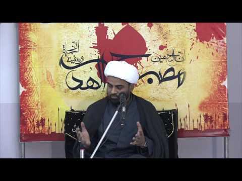 [01] Sulh Aur Jung Islam Ki Nazar Me - 21 Safar 1438 - Moulana Akhtar Abbas Jaun