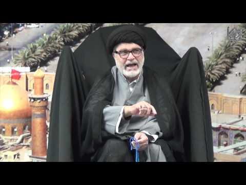 Maulana Ehtesham Abbas - Rabi\'al Awal 1438 AH - December 2, 2016| IEC Houston USA, Urdu