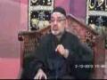 2nd Majlis Moharram 1435 Hijari 2013 By Moulana Ali Murtaza Zaidi Imam Bargah Jamia Al-Sadiq as G-9/2 Islamabad - Urdu