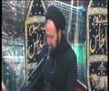6th Majlis Moharram 1436 Hijari 2014 By Allama Syed Ali Hussain Madani at Jamia Al-Sadiq as G-9/2 Islamabad - Urdu