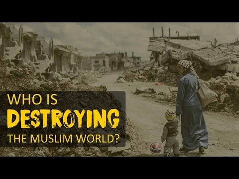 Who Is Destroying The Muslim World? | Leader of the Muslim Ummah | Farsi sub English