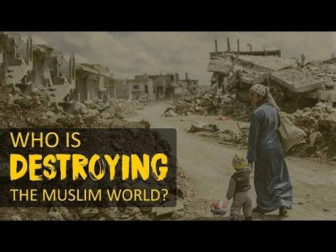 Who Is Destroying The Muslim World? | Leader of the Muslim Ummah | Farsi sub English