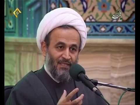 انسان اگر رابطه اش را با خدا درست کند - سخنرانی حجت الاسلام پناهیان