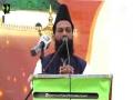 [Youm e Mustafa (saww)] Speech: Janab Qazi Ahmed Noorani | 1438/2017 - Karachi University - Urdu