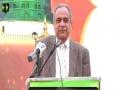 [Youm e Mustafa (saww)] Speech: Dr Muhammad Ajmal Khan | 1438/2017 - Karachi University - Urdu