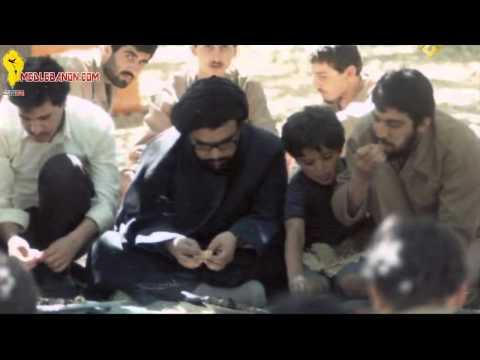 Life of Father of al-Kidwa - Shaheed Abbas Mosavi - Arabic