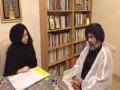 A talk with Sayyid Abbas Ayleya   QnA by AIM, UK   English