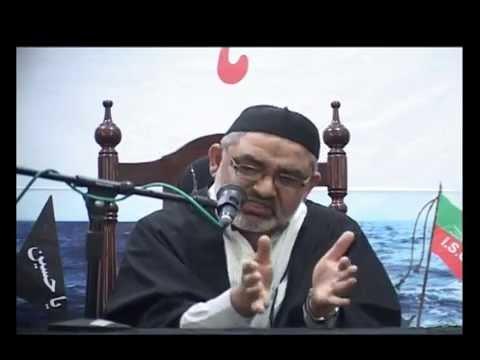 Maulana Ali Murtaza Zaidi on Shaheed DR Muhammad Ali Naqvi - Urdu