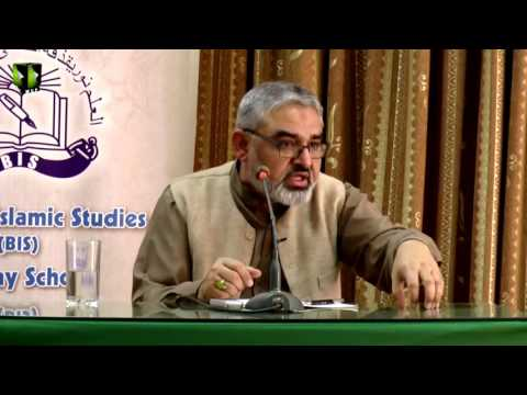 [Political Analysis] Fundamentals of politics in Middle East and its future - H.I Ali Murtaza Zaidi | Q/A Session  - Urd