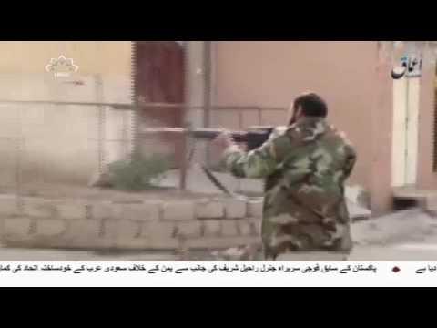 [27 March 2017] داعش کے ہاتھوں دوسو کے قریب بے گناہ عراقیوں کا قتل عام  - Urd