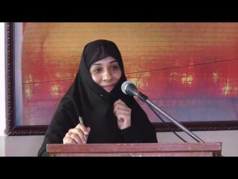 [Panel Discussion] Women, Modernization and the Best Exemplar of FATEMAH TUZ ZAHRA (SA) - Urdu