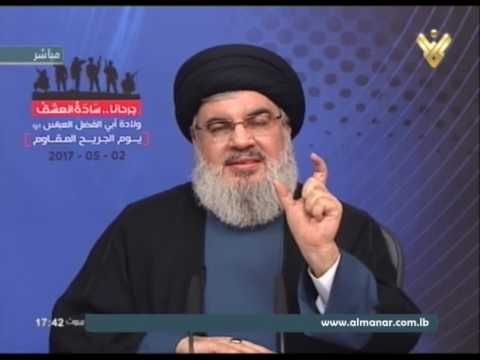 السيد نصرالله: كل لحظة تمر في سوريا هي لحظة نصر - Arabic