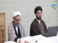 [MC 2016] Salat: Ascension of Momin - H.I Mirza Abbas, Br. Ali Zaidi - 7th Aug 2016 - English