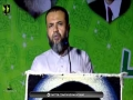 [45th Youm E Tassees ISO PAK] Speech: Janab Naqi Hashmi - 22 May 2017 - Urdu