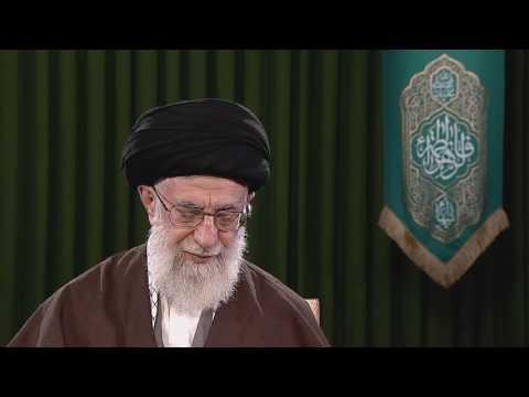 [Leader Speech] -20 March 2017 - پیام نوروزی به مناسبت آغاز سال ۱۳۹۶ - Farsi