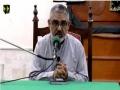 [Dars 03] Deen Ke Haqeeqat or Us ke Afadiyat - H.I Ali Murtaza Zaidi - Mah-e-Ramzaan 1438 - Urdu