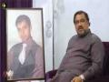 [TalkShow] Teeray Laal Hussain (as)   Shaheed Yasir Abbas   Host: Shuja Rizvi - Urdu