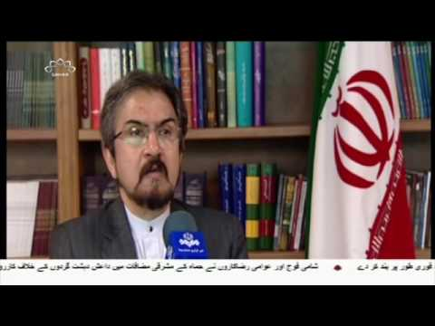 [05Jun2017]خلیج فارس کےممالک کشیدگی میں کمی کی کوشش کریں، ایران -Urdu