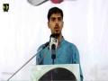 [ 28th Barsi Of Imam Khomeni ] Speech : Br. Tassaduq Kirmani - 03 June 2017 - Urdu