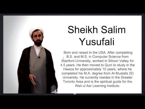 [Ramadan16 2017] Practical lessons from Surah Yaseen | Shaykh Salim Yusufali | Saba Center English (Speech start af