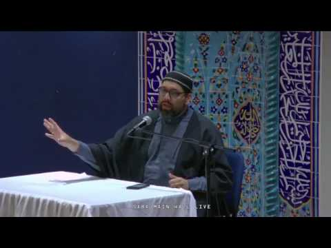 [Ramadhan 7 (2017)] Syed Asad Jafri - Saba Center - English
